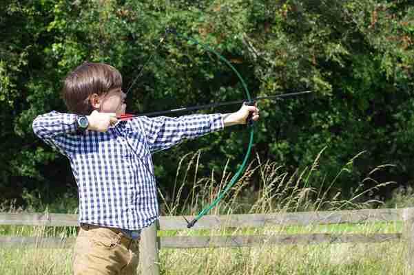 Celne hobby, czyli jak zacząć strzelać z łuku