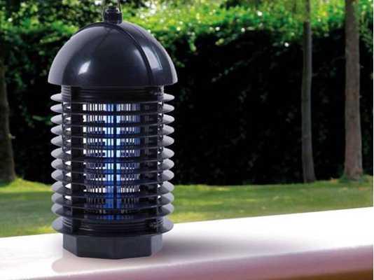 Lampa owadobójcza — koniec problemów z owadami
