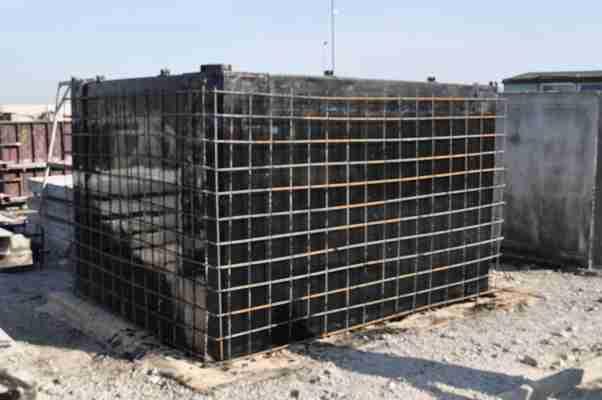 Wytrzymałe szamba betonowe