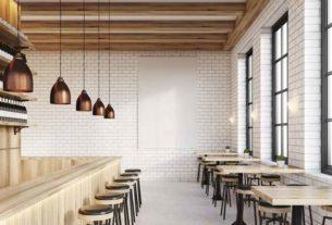 Jakie meble wybrać do kawiarni w stylu loft?