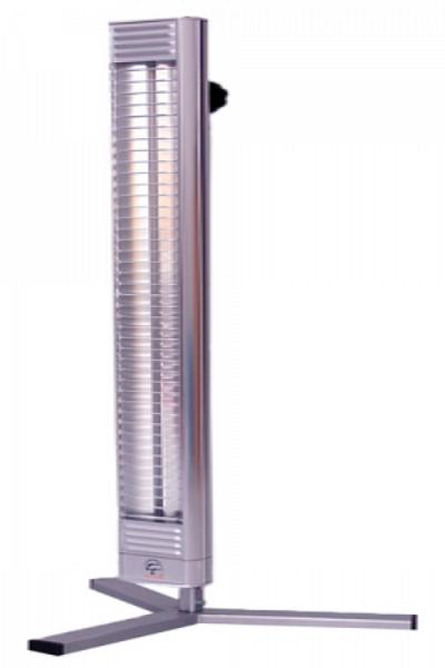 Komfortowe ogrzewanie tarasowe – promiennik podczerwieni na taras