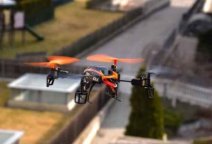 Przemysłowe użycie dronów