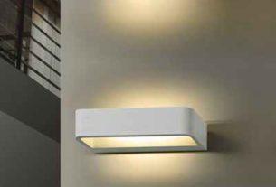 Funkcja oświetlenia na przykładzie kinkietów