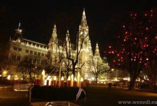 Najpiękniejsze Jarmarki Świąteczne w Wiedniu