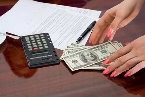 Pieniądze - kalkulator