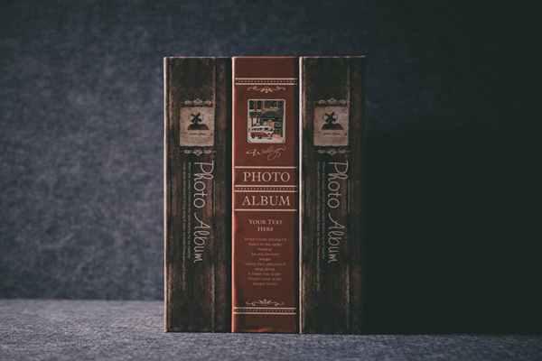 Skórzane albumy na zdjęcia