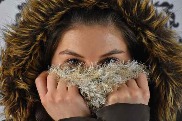 Trądzik w konfrontacji z zimą